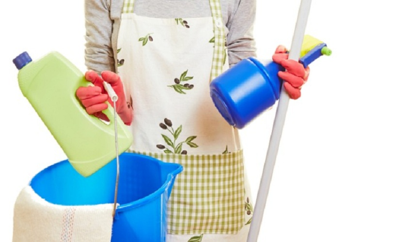 5 Household Things to Clean with Vinegar