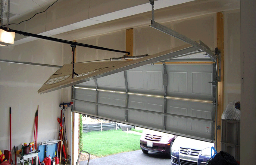 Garage Door Repair Services in North Hollywood